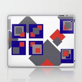 Grafik Rectangles III Laptop & iPad Skin