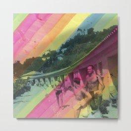 Tempi Residui - C6 - 005 Metal Print