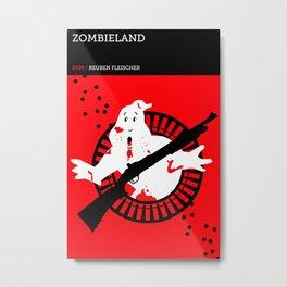 Zombieland Metal Print