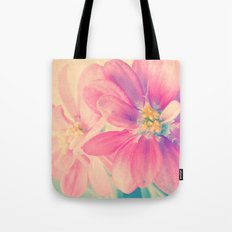 Flowers forest  Tote Bag
