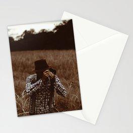 Retro Photographer Stationery Cards