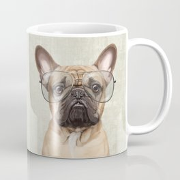 Mr French Bulldog Coffee Mug