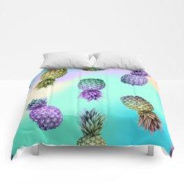 Pineapple Glow Comforters