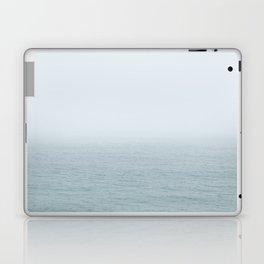 Foggy Sea Laptop & iPad Skin