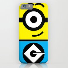 Minion Yellow iPhone 6s Slim Case