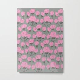 pinks Metal Print