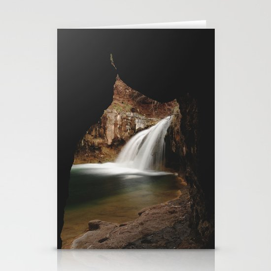 Fossil Creek Cave Stationery Cards