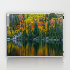Reflections of Autumn Laptop & iPad Skin