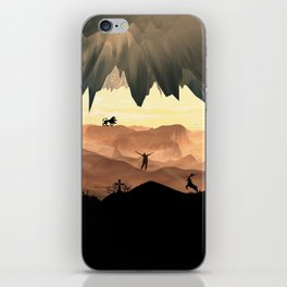 Dante's Inferno: Circle of Gluttony iPhone Skin