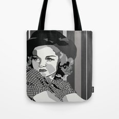 Old Hollywood, Betty Grable Tote Bag