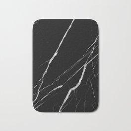 Black Marble No.1 Bath Mat