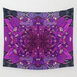 CHRYSANTHEMUM FADE Wall Tapestry