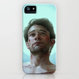 Murdock as a Martyr iPhone Case