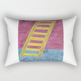 La Escalera Rectangular Pillow