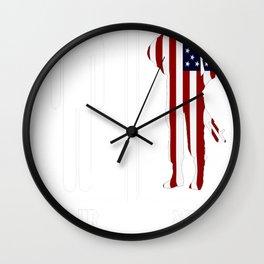 Your Husband_ My Husband - Military Wall Clock