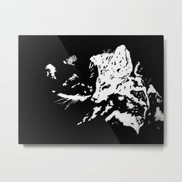 Samsa & Rut Metal Print