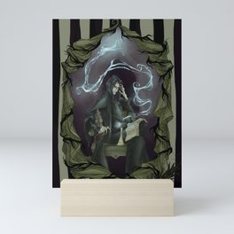 Tragically Ever After: Severus Snape Mini Art Print