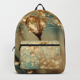 dandelion gold Backpack