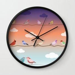 Night to Day Wall Clock