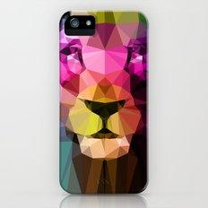 Wild Neon 01a. Slim Case iPhone (5, 5s)
