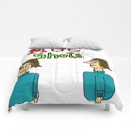 Mug Shot Comforters