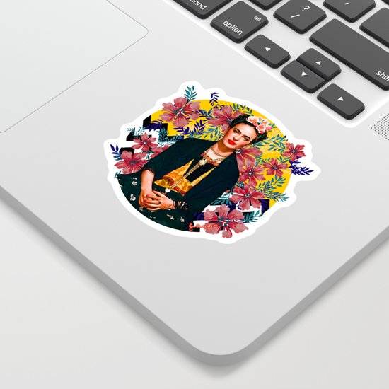 Frida Tropical by jurumple