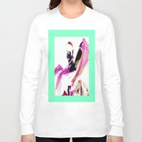 whimsical Long Sleeve T-shirts featuring Whimsical by Tyland Creations