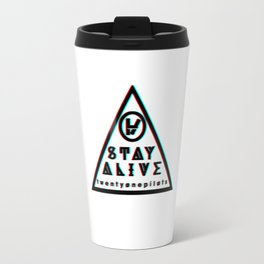 21 pilots Travel Mug