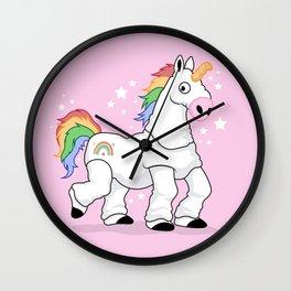 Cheap Unicorn Wall Clock