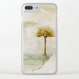 Reconciled Clear iPhone Case