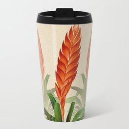 Vriesea fulgida old plate Travel Mug