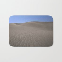 Sand Dune Moon Bath Mat