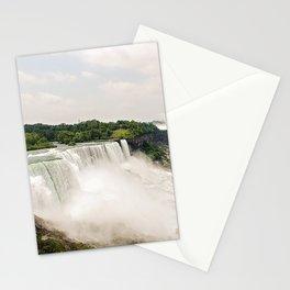 Niagra Falls Waterfall Stationery Cards