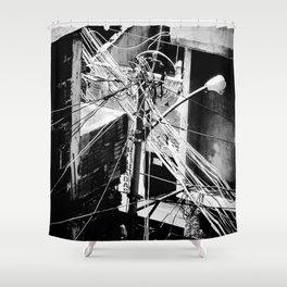 FAVELAS BARRIO Shower Curtain