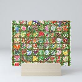 Vine O' Plenty Mini Art Print