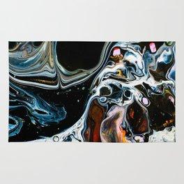 Abstract Melt X Rug