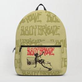 BBOY BRIGADE Backpack