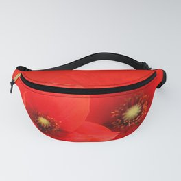 Two Poppies Fanny Pack