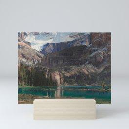 John Singer Sargent - Lake O'Hara, 1916 Mini Art Print