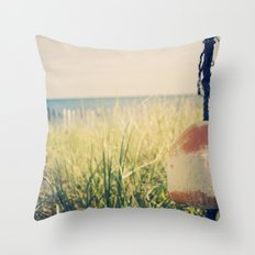 The Buoy Throw Pillow