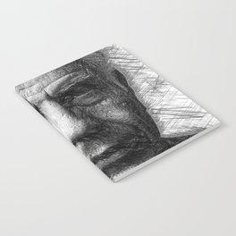 Anthony Bourdain Notebook