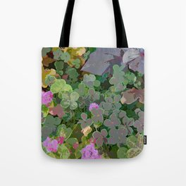 Run for Clover Tote Bag