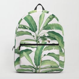 Banana leaves VI Backpack