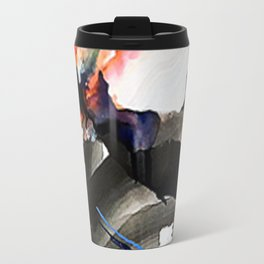 Day 16: Let your mind be like fire... Travel Mug