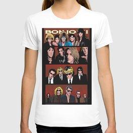 Rockarture Best of Bon Jovi T-shirt