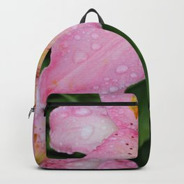 Pink Lily Backpack