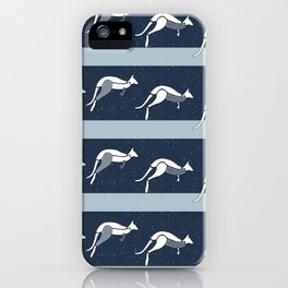 Jump In the Line iPhone Case