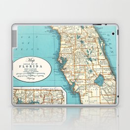 Florida Laptop & iPad Skin