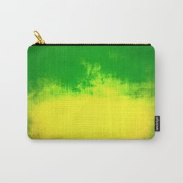Green Sunrise Carry-All Pouch