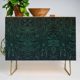 Circuitry Details Credenza